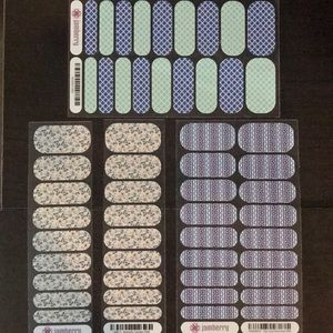 Jamberry 3 FULL SHEETS!
